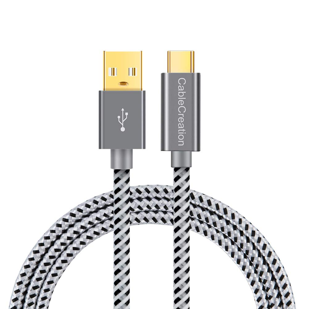 Cable Usb C - Usb A (3 Metros) Fast Charge