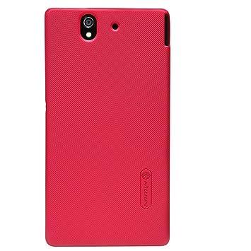 Carcasa Nillkin® para Sony Xperia Z L36h, color rojo