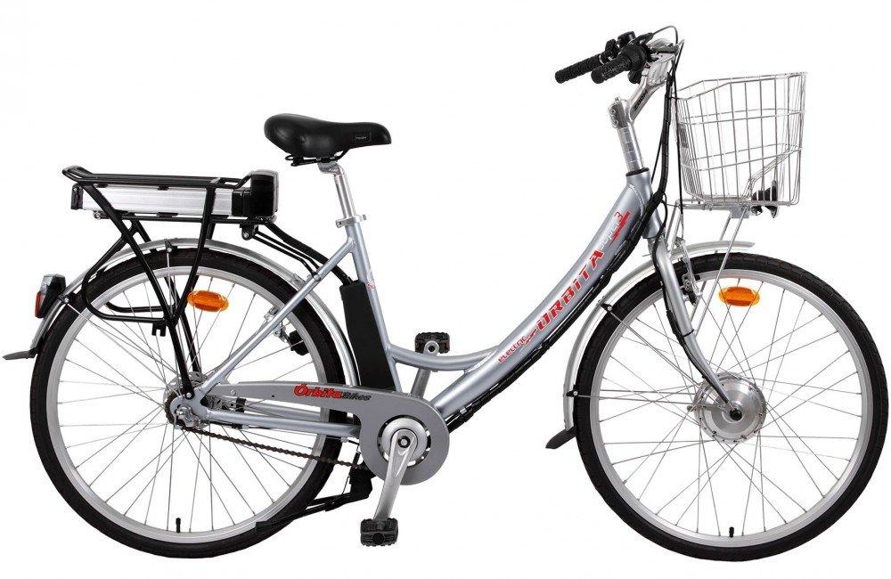 Bicicleta Eléctrica Orbita Scorbita Super 3v: Amazon.es: Deportes y aire libre