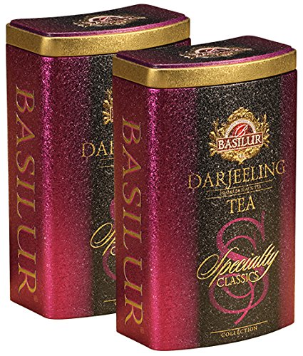Basilur Darjeeling Ultra Premium Specialty Collection