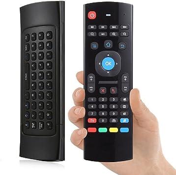 M8s Android TV Box + M8 Pro Android TV Box + M8 Smart TV Box + 2.4 G ratón del aire Mini Teclado Inalámbrico: Amazon.es: Electrónica