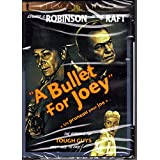 Un Pruneau pour Joe - A Bullet for Joey (English/French) 1955 (Full Screen) Régie au Québec (Cover Bilingue) MGM Film Noir