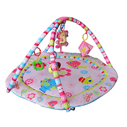 Amazon.com: LLZJ Baby Activity Gym Mat Toys Centre Large ...