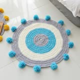 Crochet Area Rugs, Super Soft