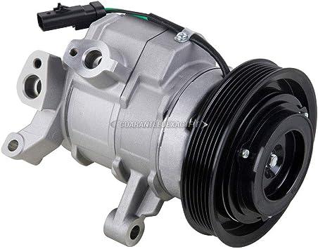 AC Compressor /& A//C Clutch For Dodge Ram 1500 2500 Dakota Durango