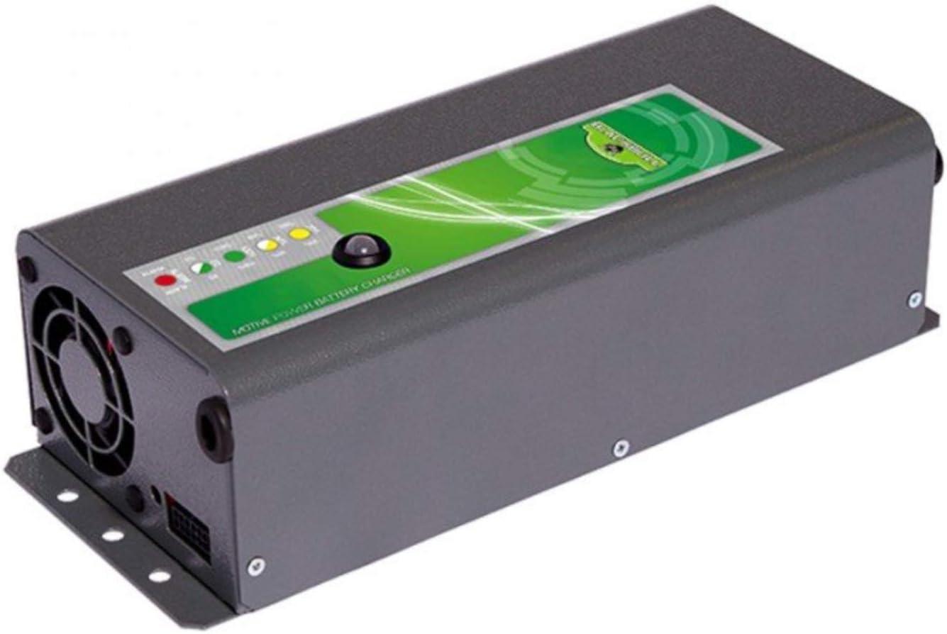 BLACKBULL Cargador Alta Frecuencia Monofásico, Cargador 12 V 24 V 230V, Cargador para Batería, Cargador de Baterías, Cargador de Alta Frecuencia para Baterías