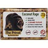 THE PRIMAL (Paleo) Protein Bars by MariGold Bars (Coconut Rage)