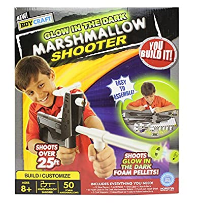 Boy Craft Marshmallow Shooter: Toys & Games