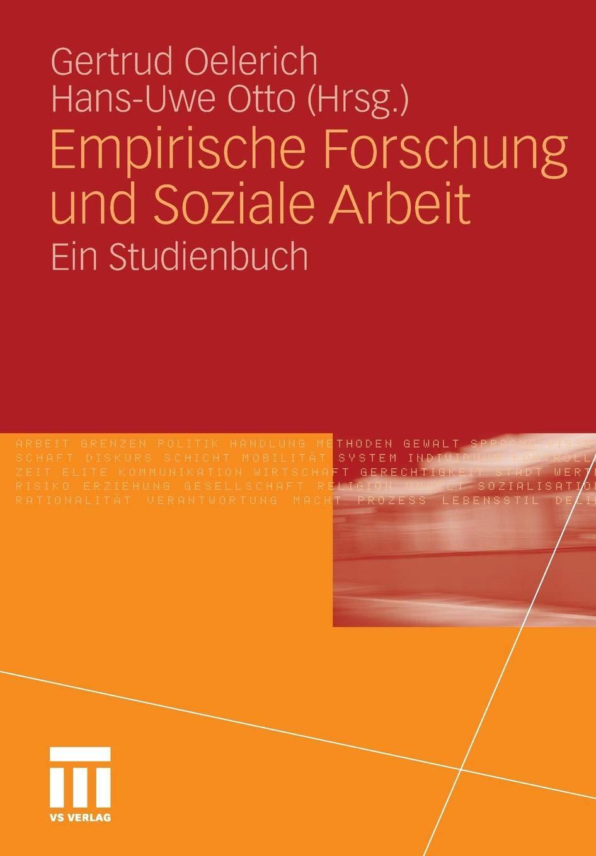 Empirische Forschung Und Soziale Arbeit  Ein Studienbuch  German Edition