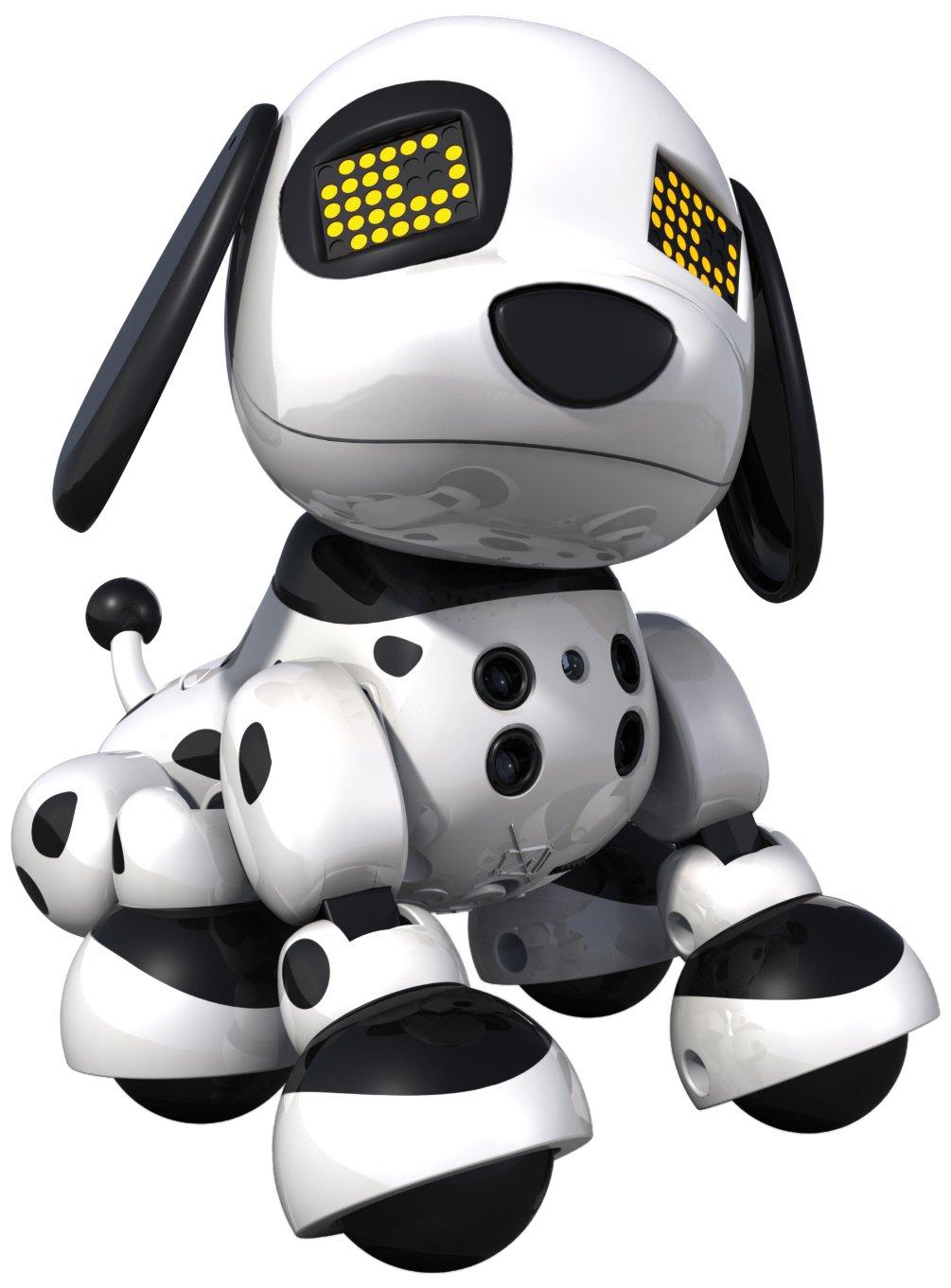 zoomer toy dog
