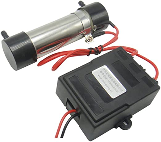 Gjyia Tubo generador de ozono AC220V 500mg para purificador de ...