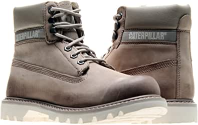 Caterpillar Brown Lace Up Boot For Men