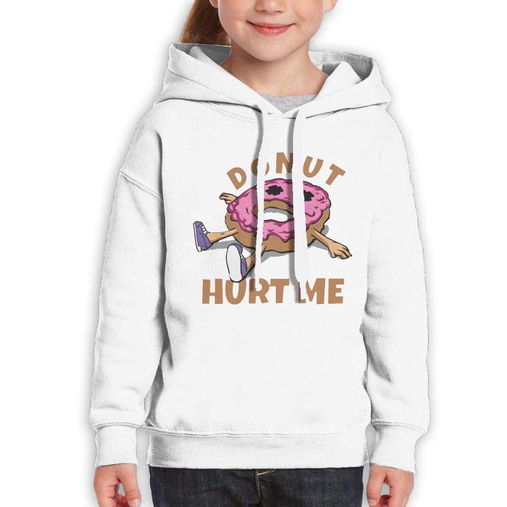 Yishuo Boys & Girls Limited Edition Classic Travel Sweater M White