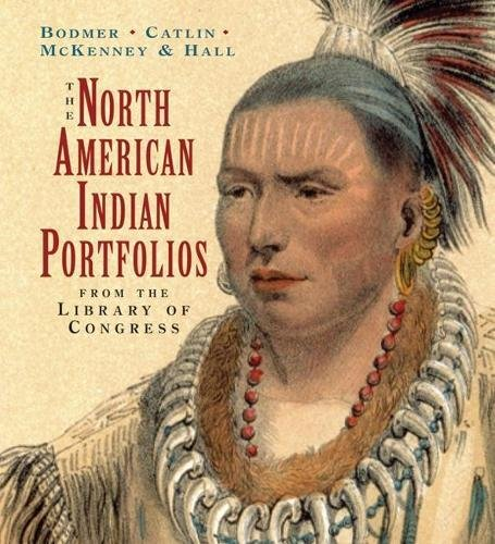 The North American Indian Portfolio From the Library of Congress: Tiny Folio Edition (Native American Style Limited Edition)