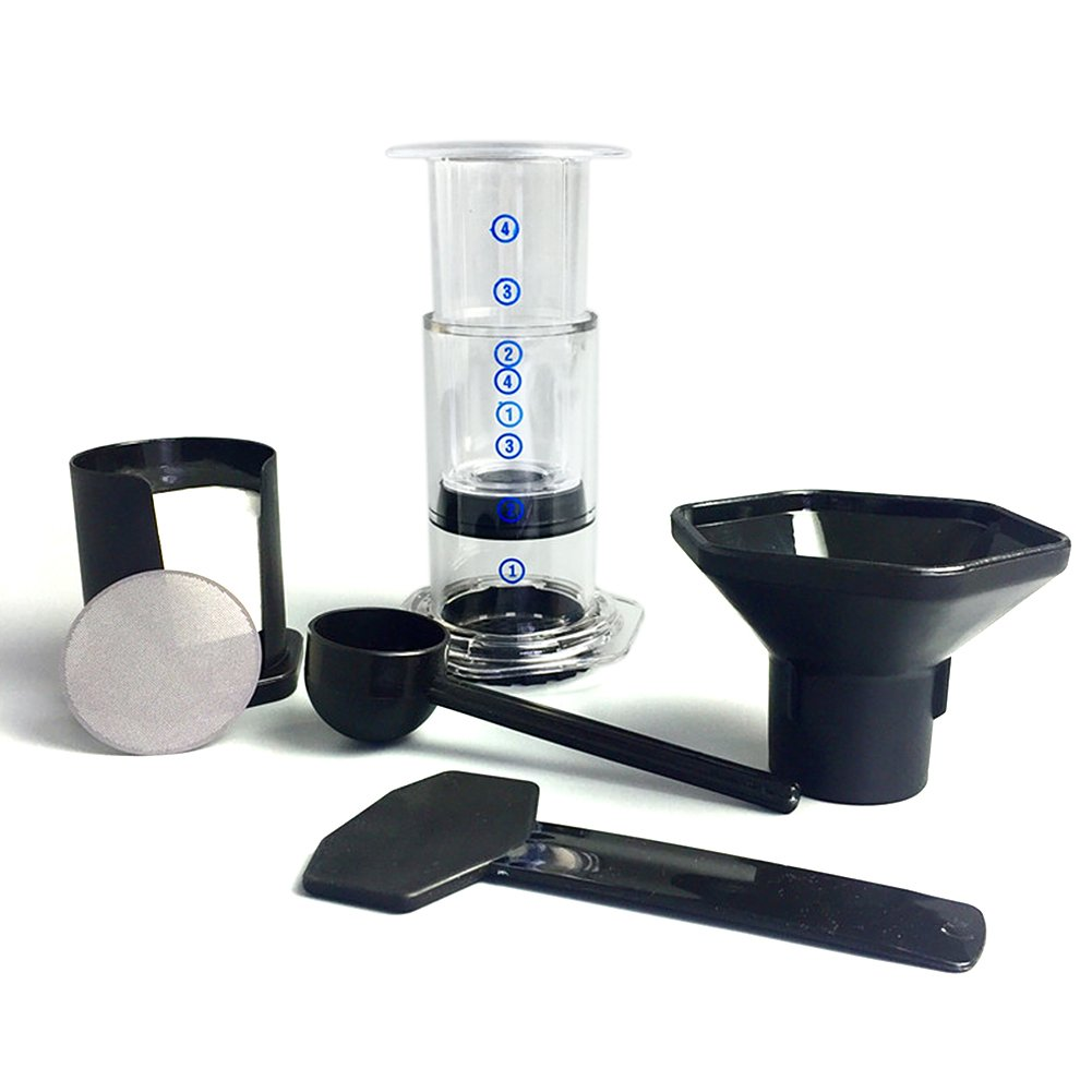 Portable Coffee Maker Machine Real Fresh Coffee Maker Simple And Quick To Clean Capacity: 300-400ml