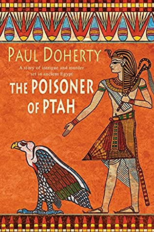 book cover of The Poisoner of Ptah