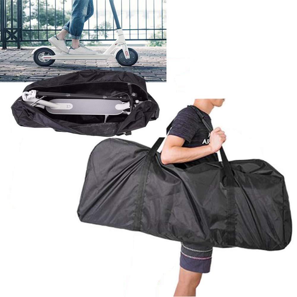 Dedeka Bolsa para Patinete,Bolsa de Transporte para Patinete,Portable Oxford Paño Scooter Bolsa Eléctrica Skateboard Bolsa de Transporte para Xiaomi ...