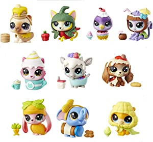 Littlest Pet Shop Hungry Pets Blind Pack Wave 2 Mystery Figure - 1 Blind Box