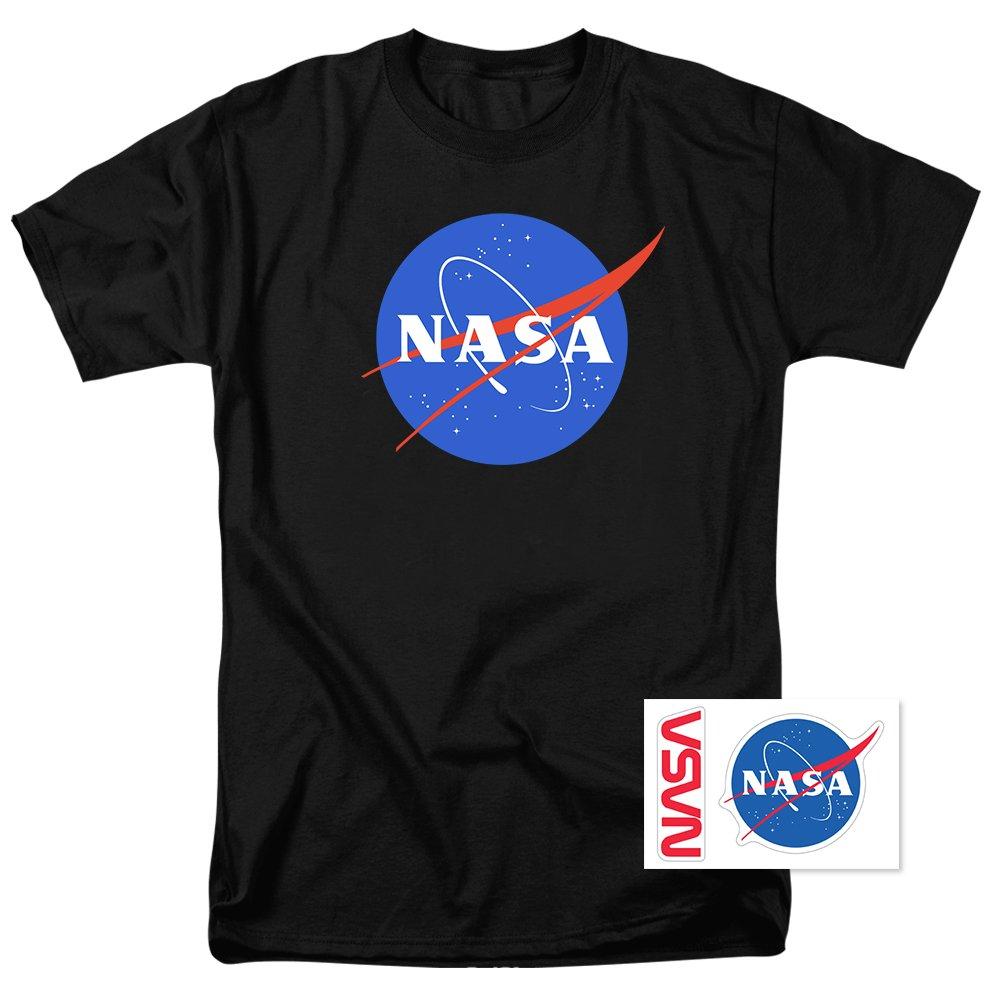 Popfunk NASA Logo Space T Shirt (Medium)