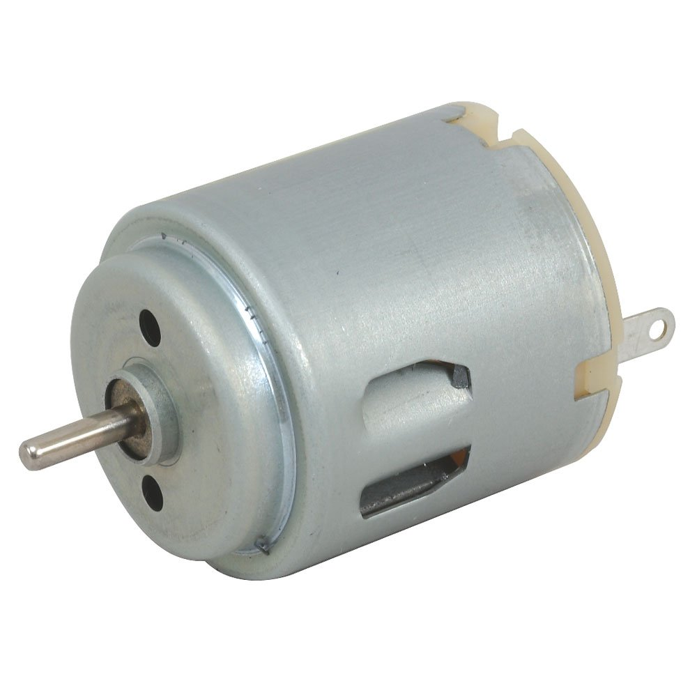 2400 RPM 2 pcs 3 Volt DC Motor