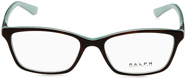 Ralph By Ralph Lauren RA7044 Gläser in Havanna Aquamarin RA7044 601 52 52 Clear VRx7NycU