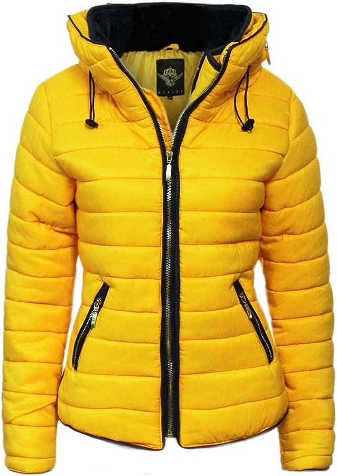 Buy > womens mustard padded jacket > OFF 29%  