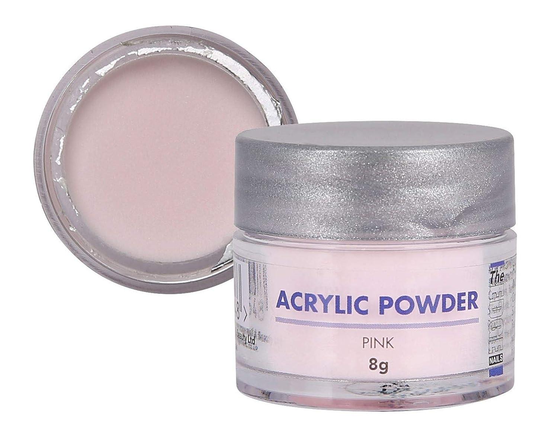 The Edge Nail Art Acrylic Powder 25g – Pink