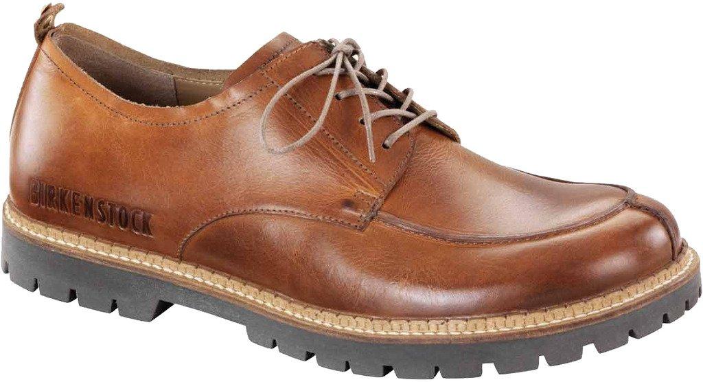 Birkenstock Mens timmins Oxford Cuoio Size 42 EU (9-9.5 M US Men)