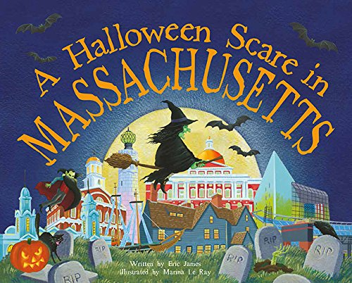 A Halloween Scare in Massachusetts pdf epub