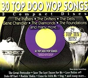 30 Top Doo Wop Songs