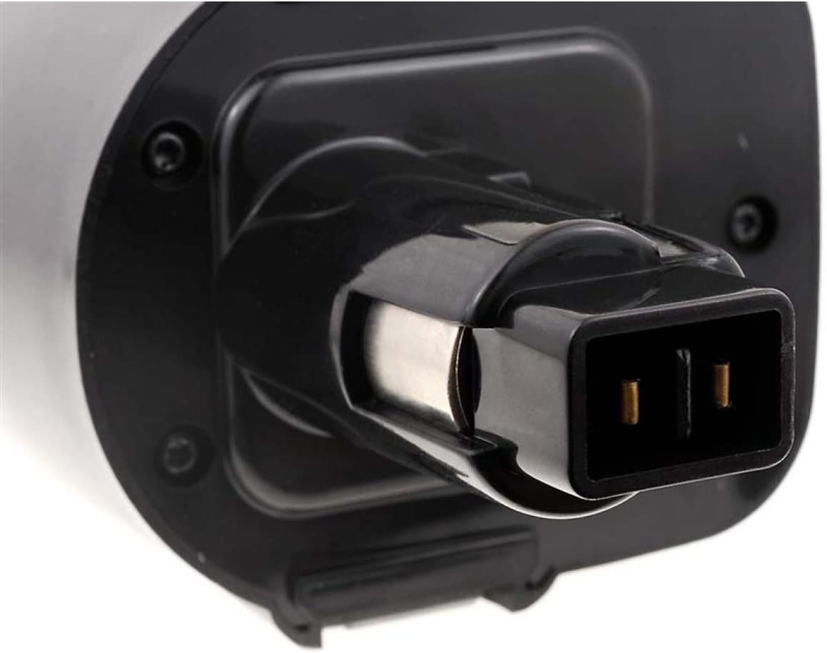 NiCd 12V Bater/ía para Black /& Decker Modelo FIRESTORM A9275