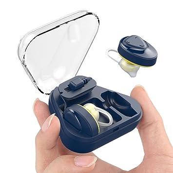 Auriculares Bluetooth, Auriculares Cascos Bluetooth 4.2 Inalambricos Magnéticos y Deportivos con Caja de Carga.