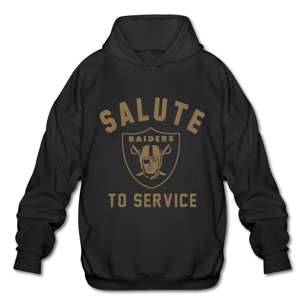 pretty nice ee26a ed922 Men's Oakland Raiders Salute To Service Legend Performance ...