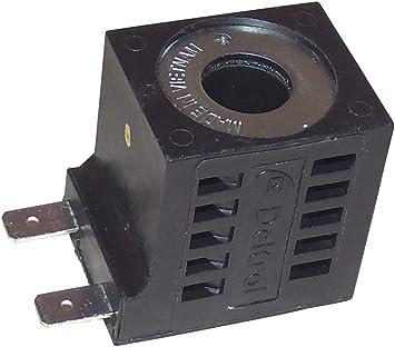 DELTROL 10225-98 SOLENOID COIL 10VDC 16W