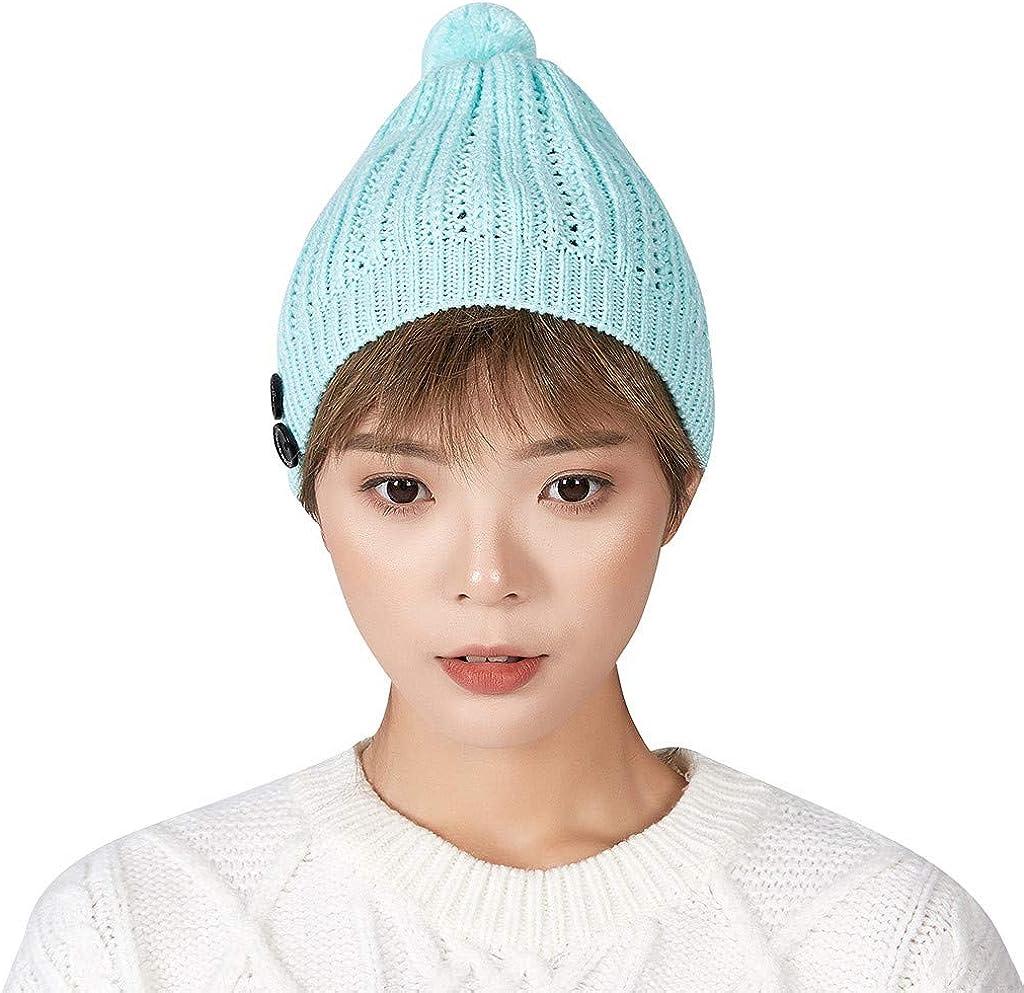 Kolylong Winter Hat Women's...