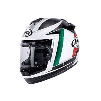 Arai Chaser-V Flag Italia - Casco para moto, diseño con la