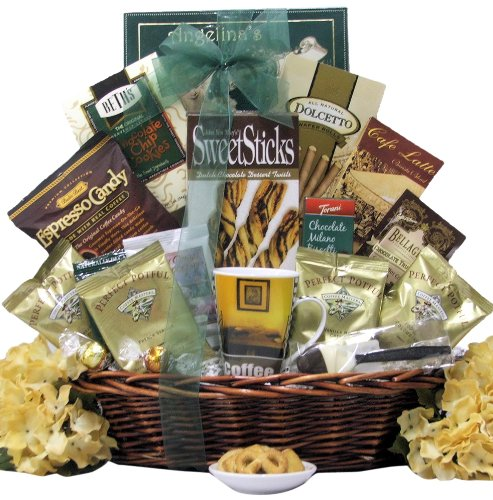 Great Arrivals Gourmet Coffee Gift Basket, Jumpin Java Large