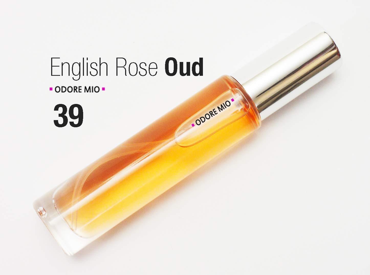 Odore Mio English Rose Oud Eau de Toilette 3 ml Sample Luxury Botanical Perfume Spray