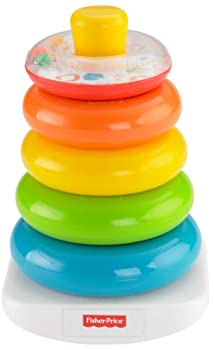 Fisher-Price Rock-a-Stack Building Toys for Kids