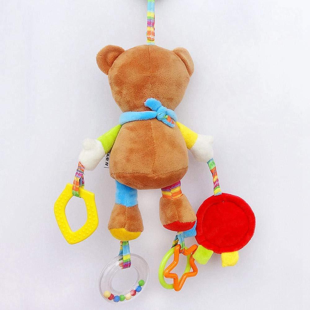 FOONEE Carseat Juguetes para bebés, Lindos Animales de ...