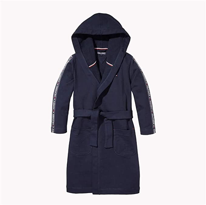 Tommy Hilfiger Bathrobe, Traje de baño para Niños: Amazon.es ...