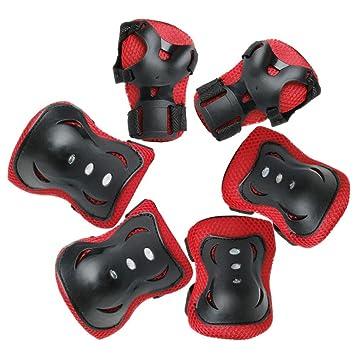 zjstyle® Deportes equipo de protección seguridad Pad ...