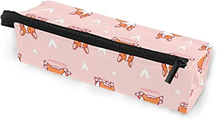 Estuche para gafas, gafas de sol y gafas con forma de corazón, color rosa: Amazon.es: Oficina y papelería