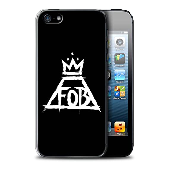 quality design fc11c 03b03 Amazon.com: Official Fall Out Boy Phone Case / Cover for Apple ...