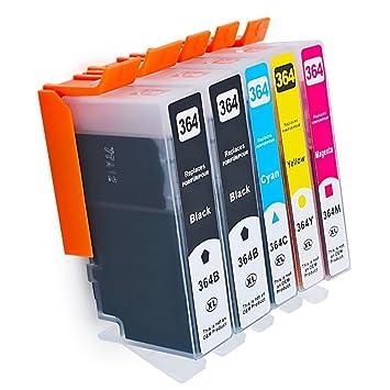 ZOOMTEC Reemplazo para HP 364 364XL Cartuchos de Tinta ...