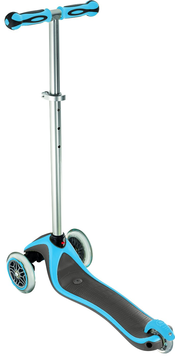 Globber Unisex Kinder Evo 4-in-1 Scooter