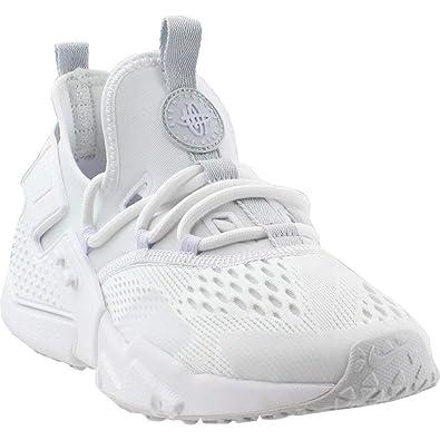 brand new 84434 45b51 Image Unavailable. Nike Men s AIR Huarache Drift BR, White Pure Platinum- Pure ...