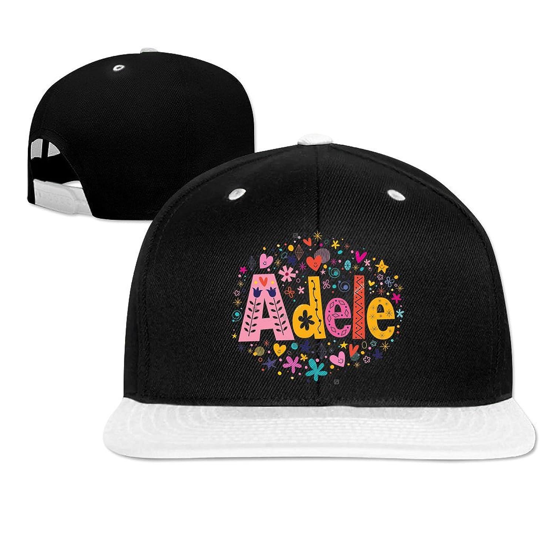 Cotton Baseball Cap Adele 2016 Tour Logo- hit hop snapback cap hat