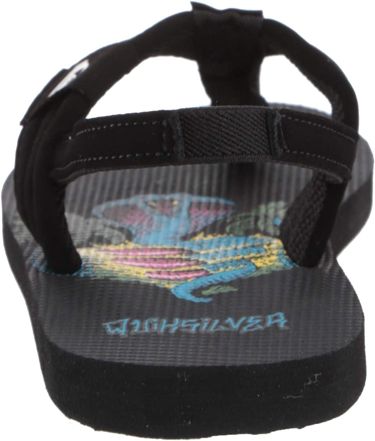 Quiksilver Kids Molokai Layback Toddler Sandal