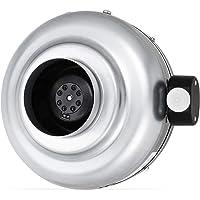 neverest RV-100 Profi Rohrventilator 100mm - Rohrlüfter - Abluftventilator - Lüftung